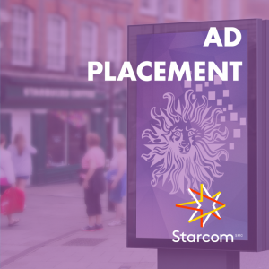 starcom-ad-placement