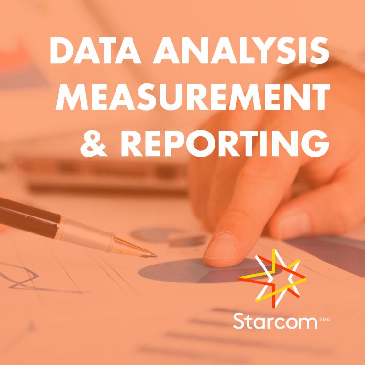 starcom-data-analysis-measurement-&-reporting